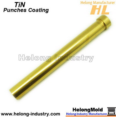 TiN Coating Punches and Dies